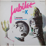 Jubilee repress German front sleeve