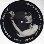 The B Sides picture disc