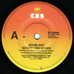 Goody Two Shoes label