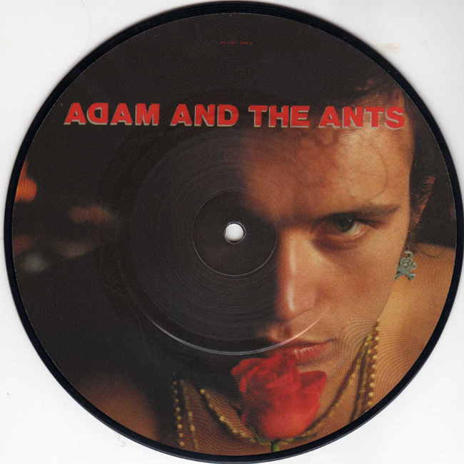 Goody Two Shoes picture disc