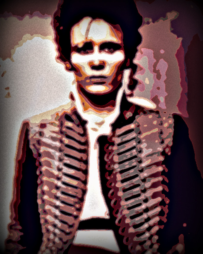 DIRTYHARRY - Adam Ant artwork