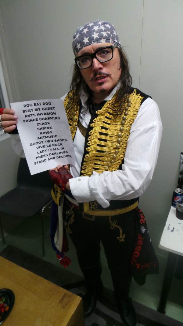 Adam Ant!!!! on Pinterest | Ants, Prince Charming and Dandy