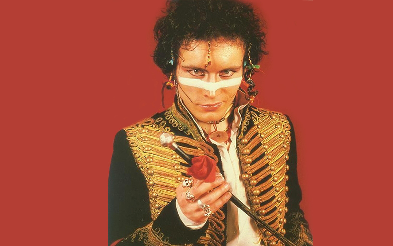 Adam And The Ants* Adam & The Ants - Adam & The Ants